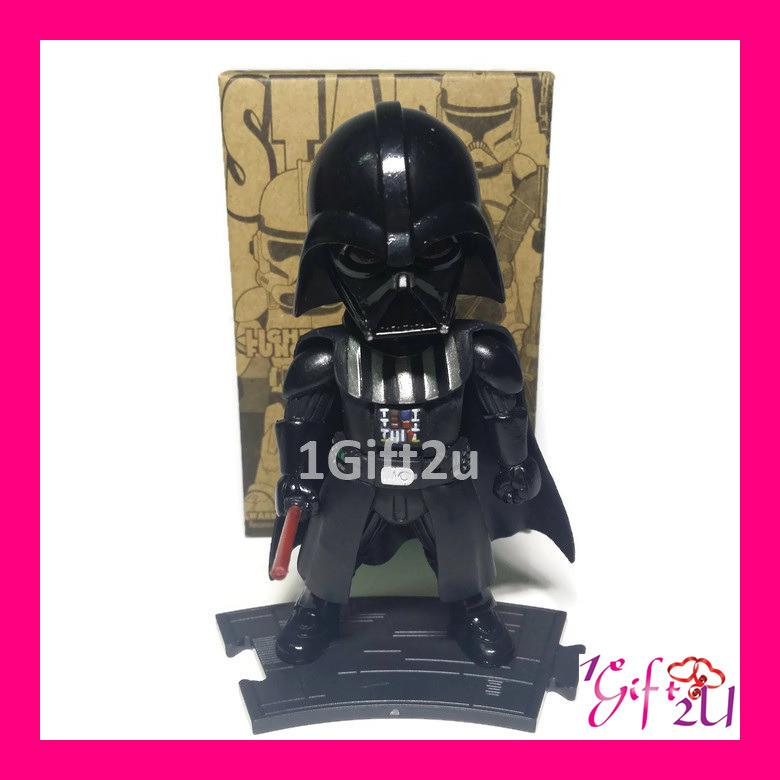 Star Wars Mini Darth Vader Collectible Action Figure