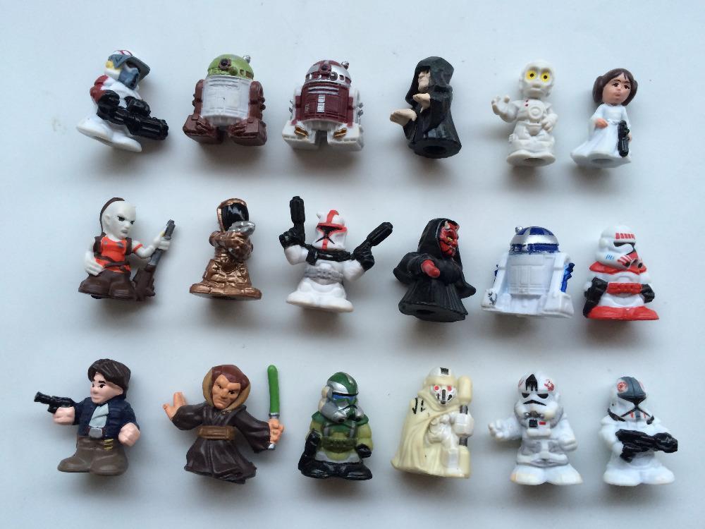 star wars mini figurine figures toy end 12 18 2017 3 34 pm. Black Bedroom Furniture Sets. Home Design Ideas