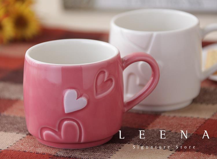 Schön Starbucks Valentine 2014 Heart Stacking Mug Set