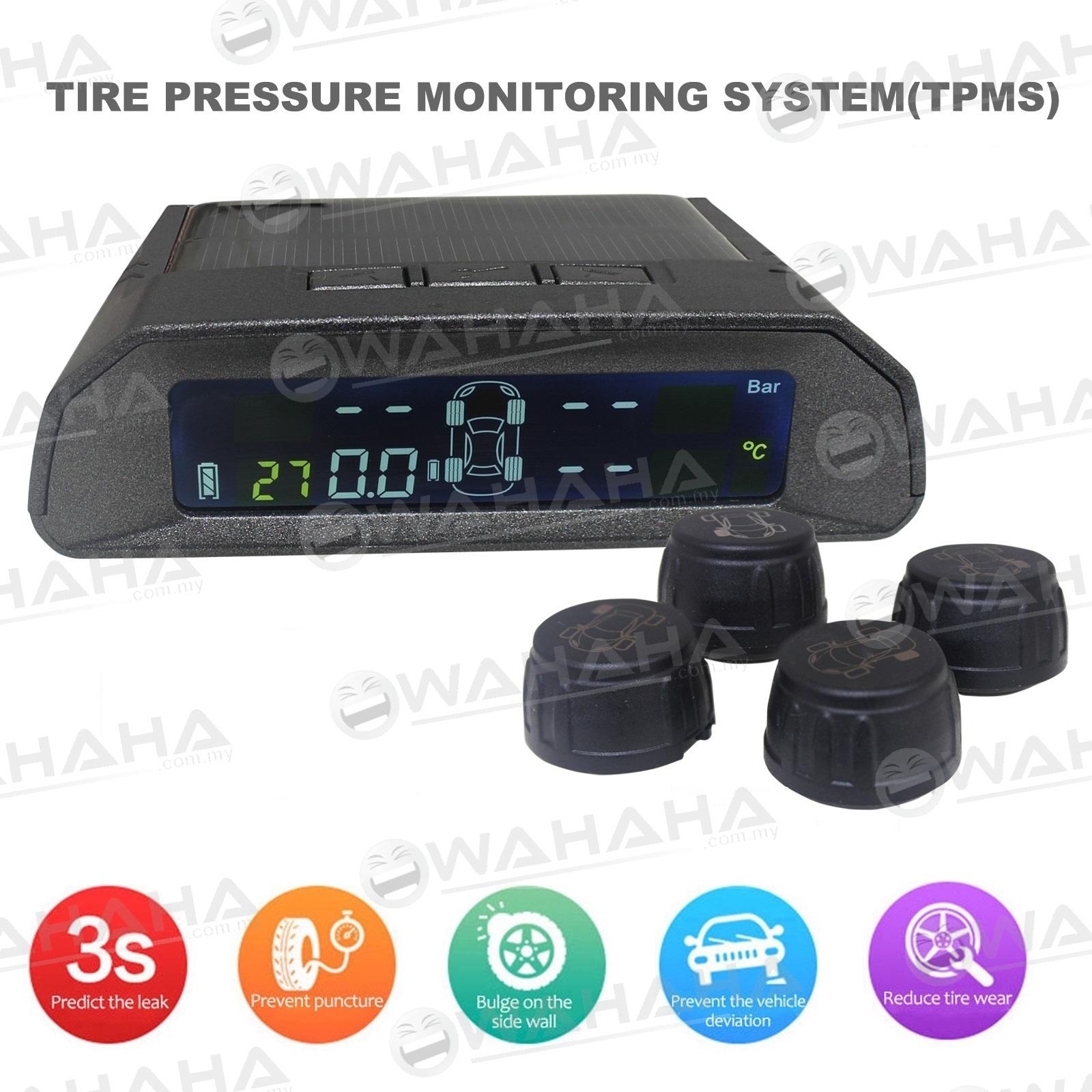 Tire Pressure Monitor >> Startway Tpms Solar Tire Pressure M End 7 19 2021 12 00 Am