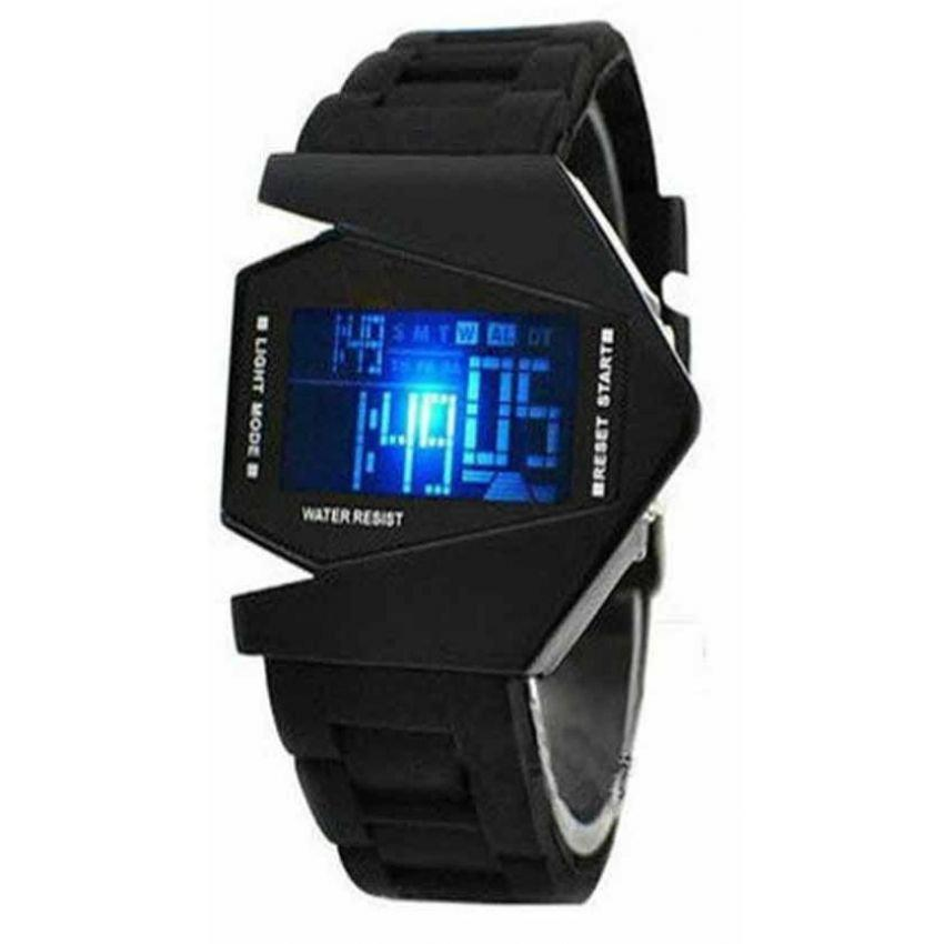 led light xl silicone digital en item plane men sample white i watches aed buy order black for unisex watch sports ae