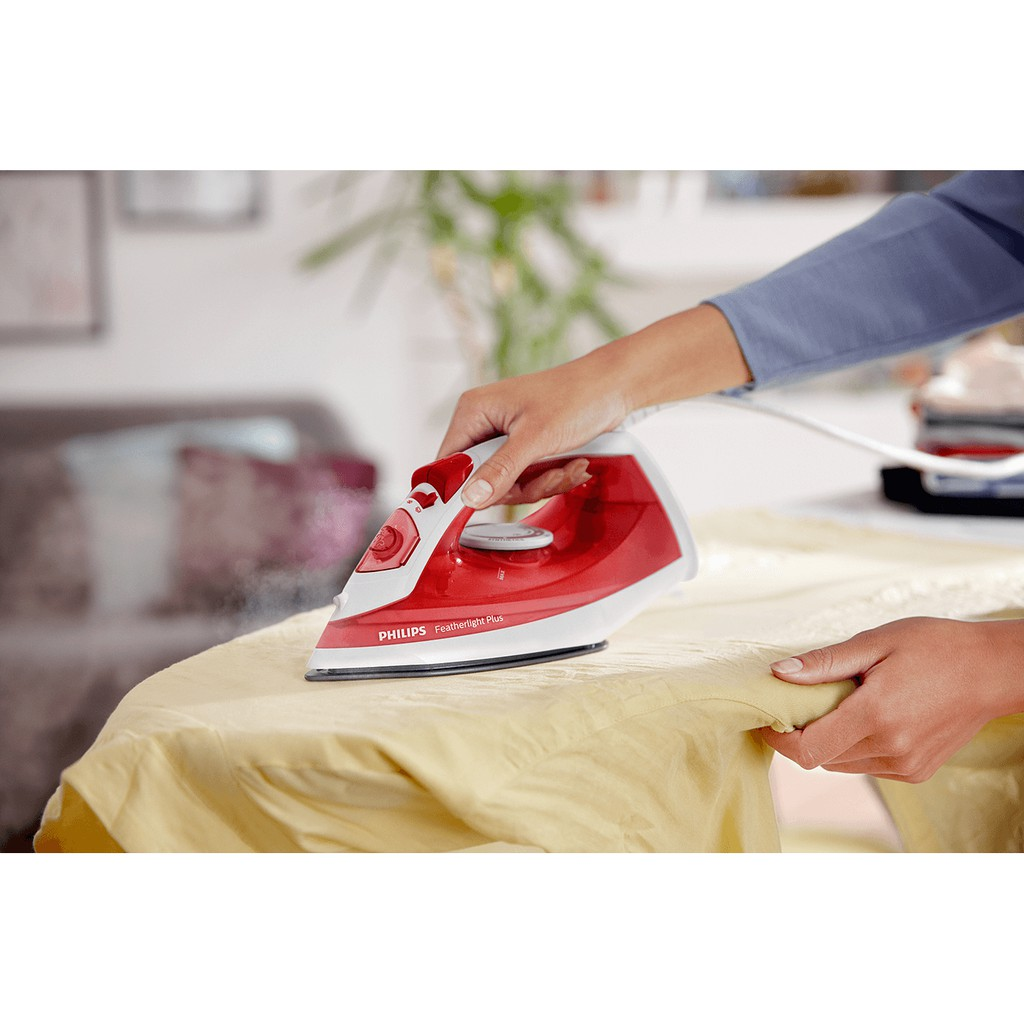 Steam Iron With Non-stick Soleplate Gc1424/40