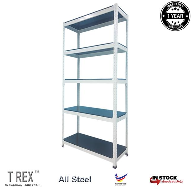Steel Boltless Storage Rack Warehouse Rack Kitchen Rack Display Rack