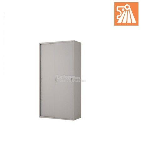 Steel Full Height Cupboard Sliding Door L34B 915x457x1830Hmm
