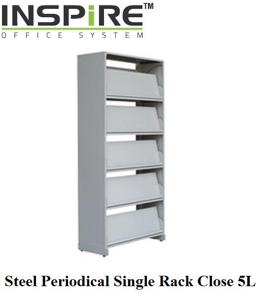 Steel Periodical Single Rack Close 5L