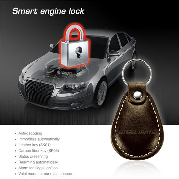 Steelmate SK01 Water Resistant Car E (end 8/17/2018 2:15 PM)