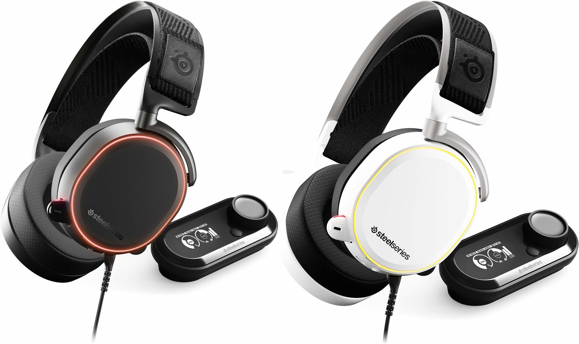 # STEELSERIES Arctis Pro + GameDAC RGB Gaming Headset #