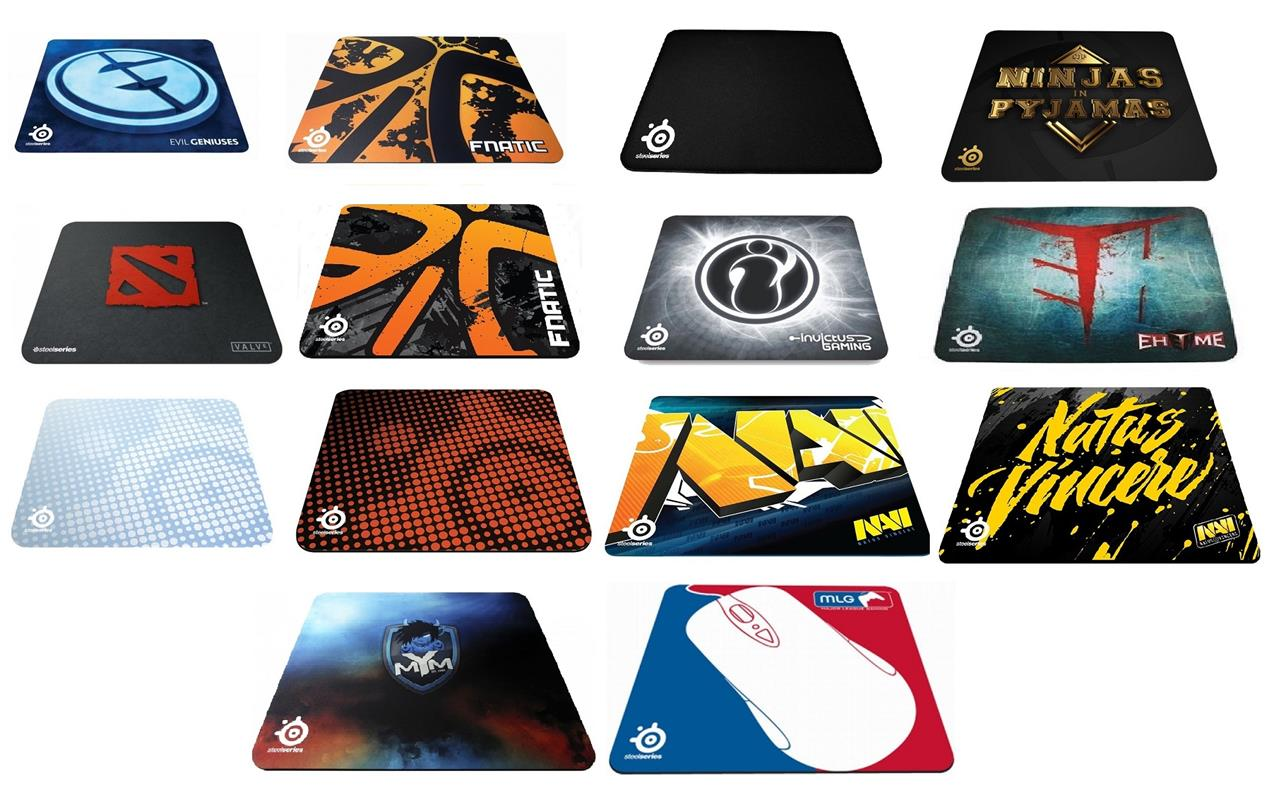 steelseries gaming mouse pad