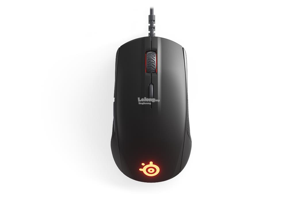 # SteelSeries Rival 110 RGB Gaming Mouse # 3 Color Available