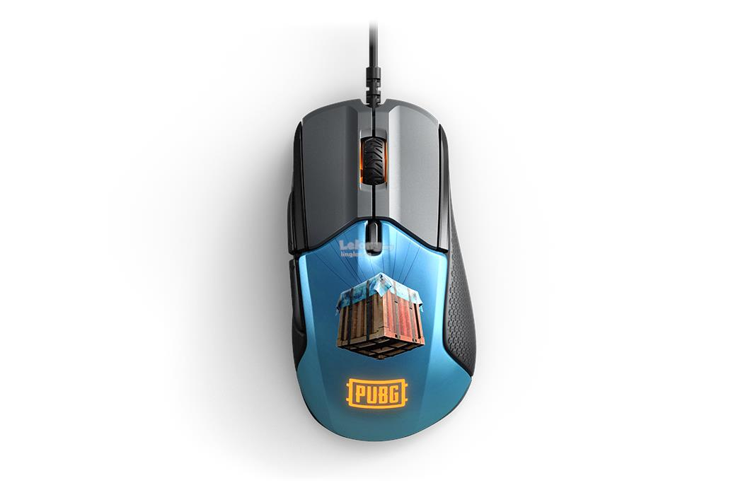 # STEELSERIES Rival 310 - PUBG Edition Gaming Mouse #
