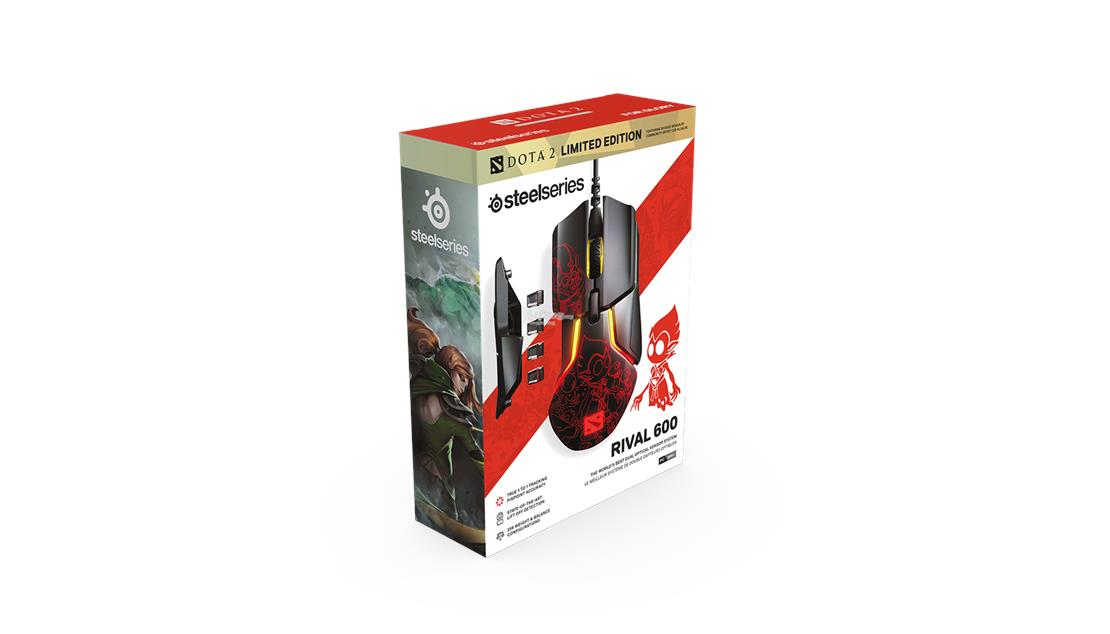 # STEELSERIES Rival 600 Dota 2 Edition Gaming Mouse #