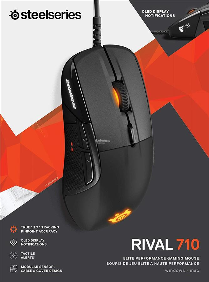 # STEELSERIES Rival 710 (RGB) Gaming Mouse #