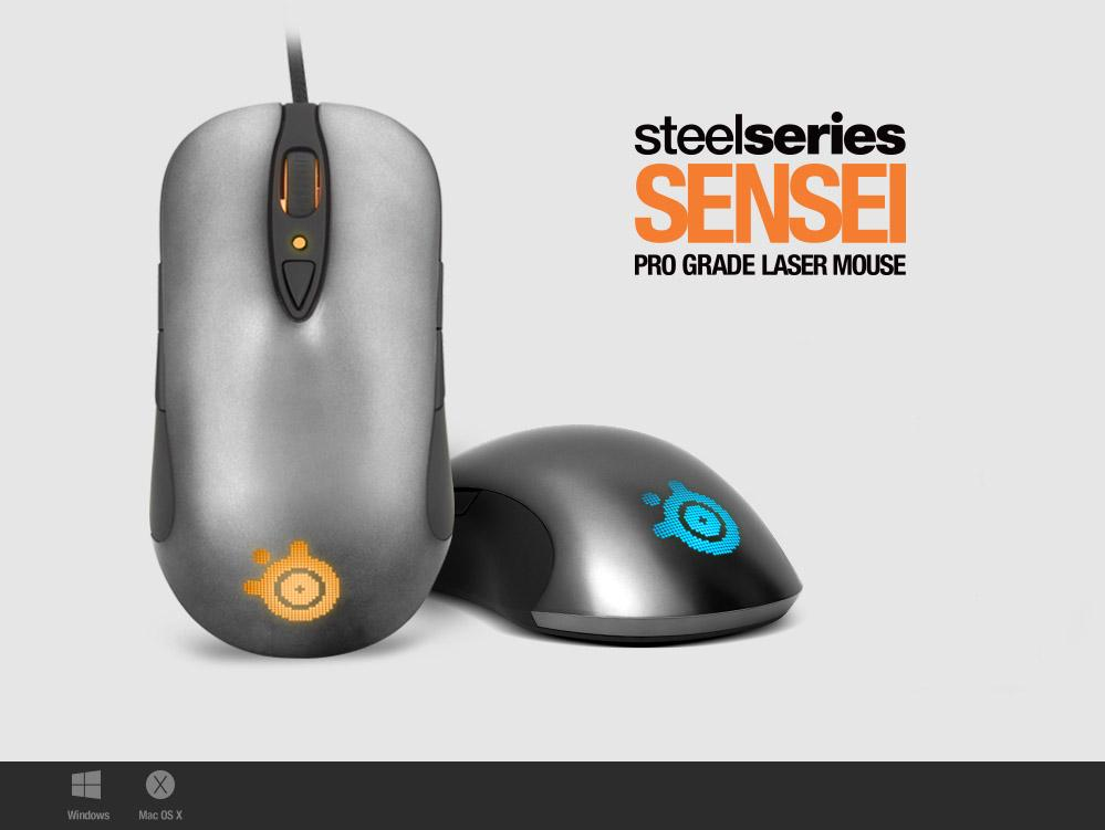 5a1e6eb9317 STEELSERIES SENSEI PRO GRADE LASER G (end 3/10/2019 7:15 PM)