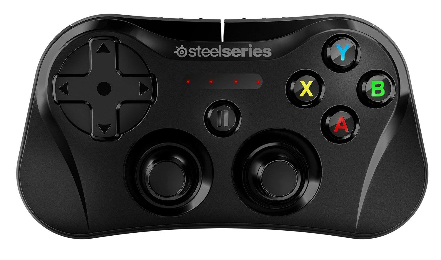 # SteelSeries STRATUS Wireless Gaming Controller - For iOSr 7 #