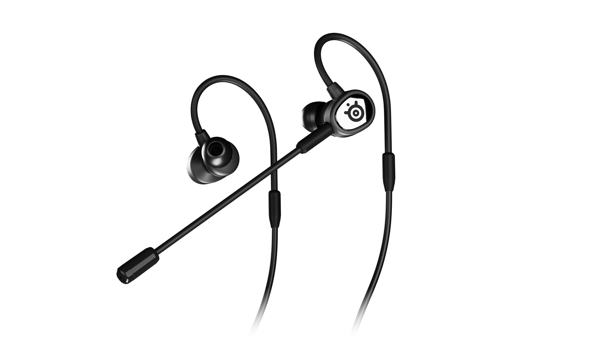 STEELSERIES TUSQ IN-EAR MOBILE GAMING HEADSET - 61650