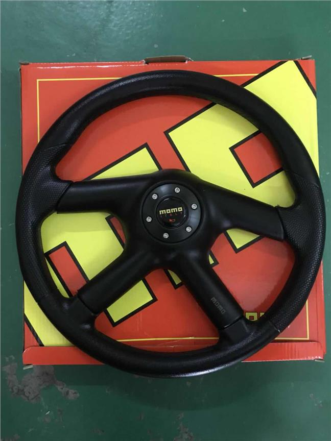 steering wheel momo 13inci pvc for all car