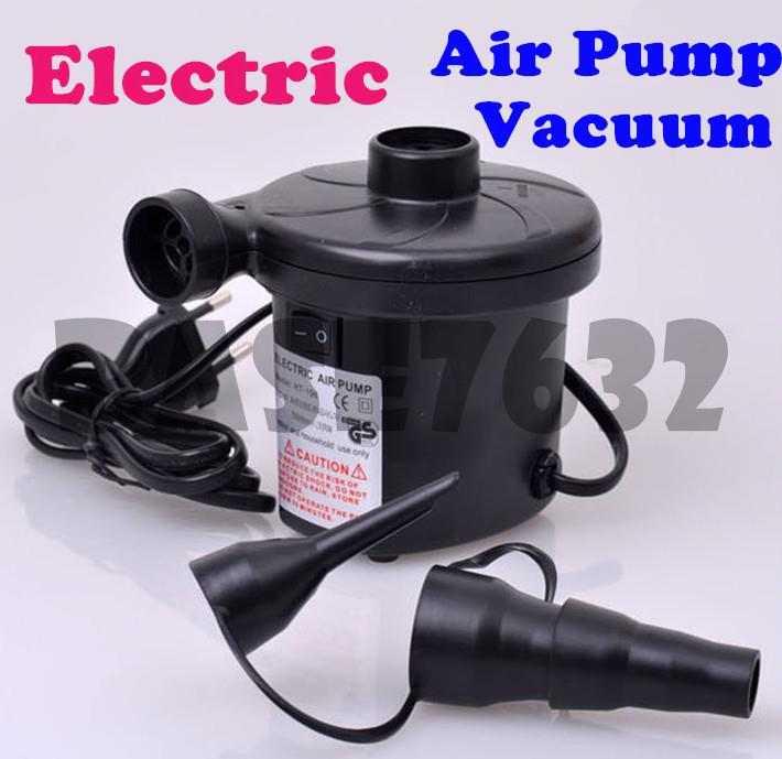 Stermay Powerful High Speed Electronic Electric Air Pump +Vacuum