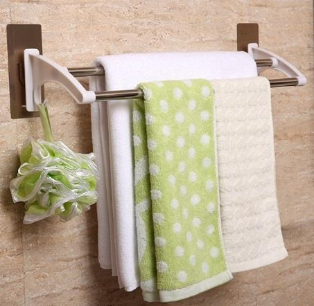 Buy Towel Rack Folding Rack Bathroom Towel Rack Combo Towel Hanger Towel Rack For Kitchen Bathroom Cloth Hanger Folding Cloth Hanger Towel Rack Brass For Bathroom 24 Inch Pack Of 2 Online At Low Prices In India Paytmmall Com
