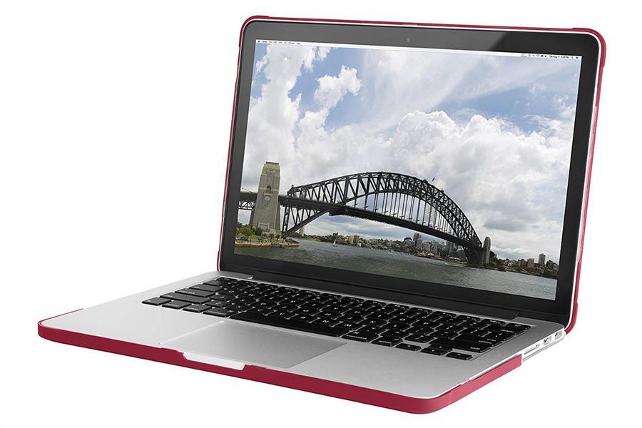 finest selection 3fa5d b867e STM Dux Case for MacBook Pro Retina 13