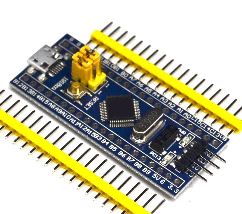 STM32 STM32F1 development board ARM