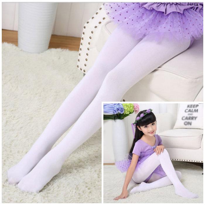 Tight pants white stockings