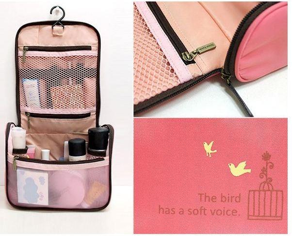Storage Camera Bag Travel Wash Bag Toiletry Pouch
