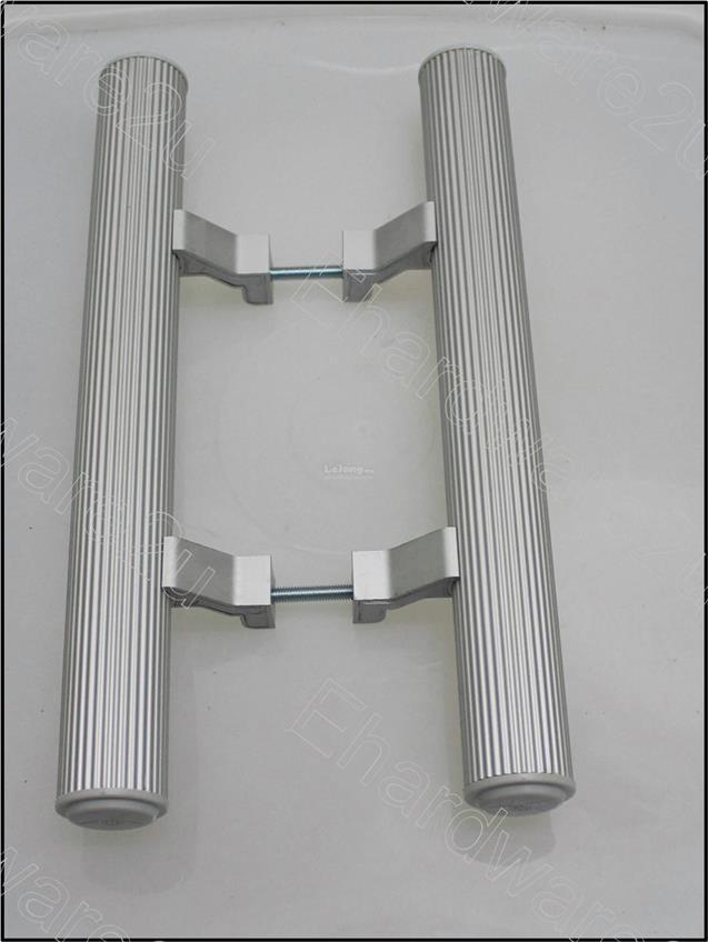 Storefront Office Aluminum Framed Glass Swing Door Handle Set Adh013s