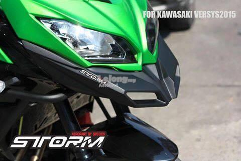 STORM Front Beak for Versys 650 2015-18