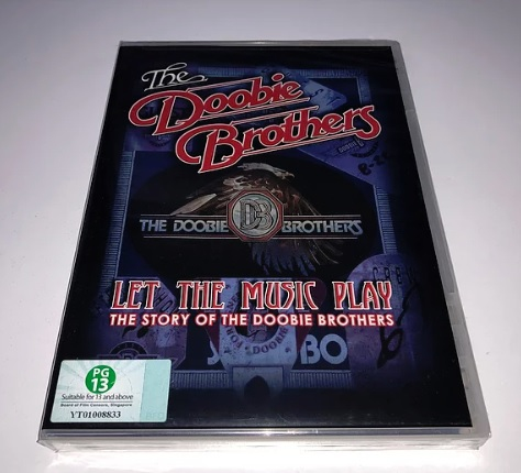 The Story Of The Doobie Brothers Let The Music Play DVD (Imported)