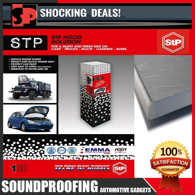 STP Hood Solution Reduce Bonnet Noise (Made in Russia)