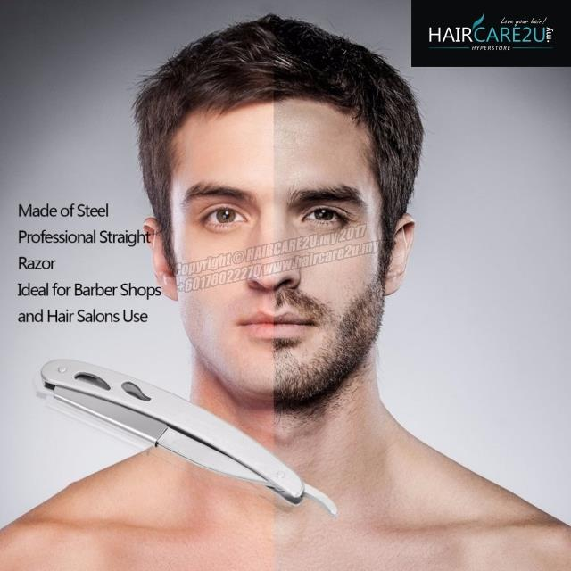 Haircare2u My Straight Barber Edge Razors Folding