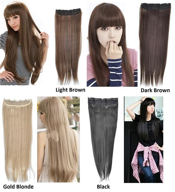 Straight Kanekalon Hair Extensions In End 122016 615 Pm