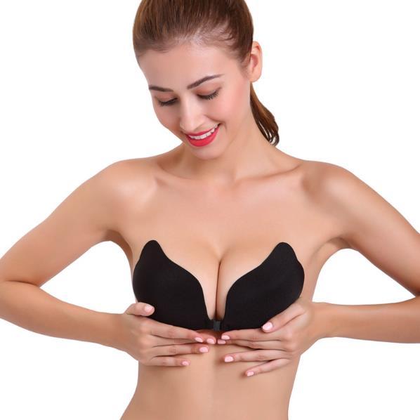 2aab697e29e Strapless Bra Push Up Bra Women Silicone Bra Stick On Self Adhesive. ‹ ›