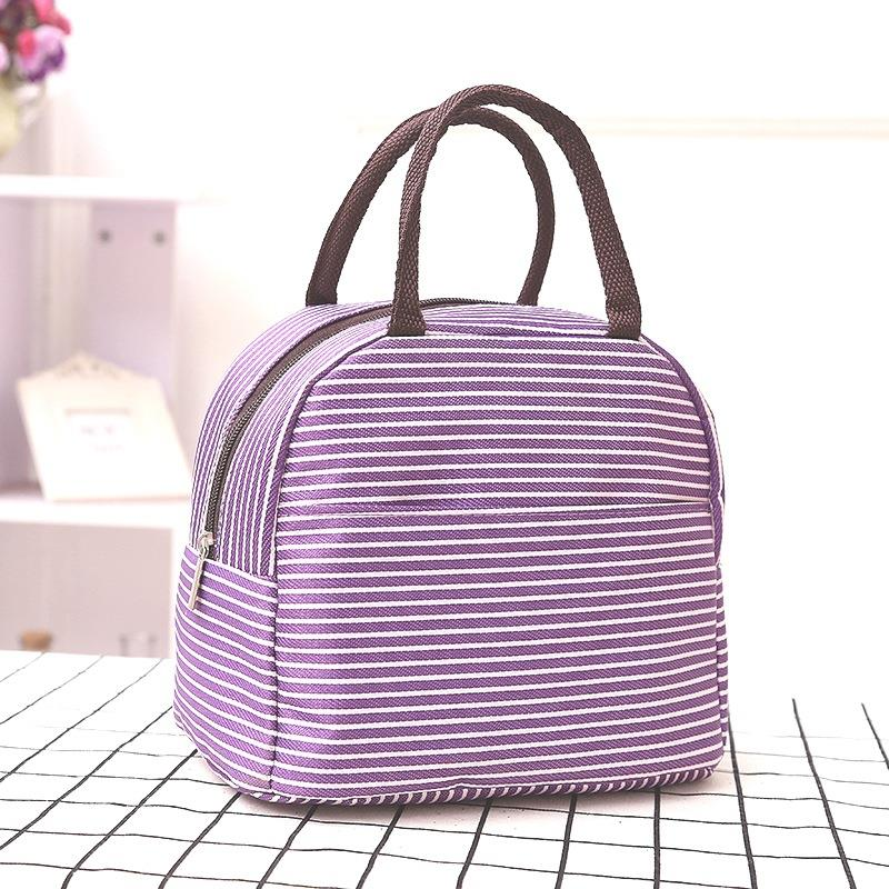 New Stripes Lunch/Keep Warm Bag