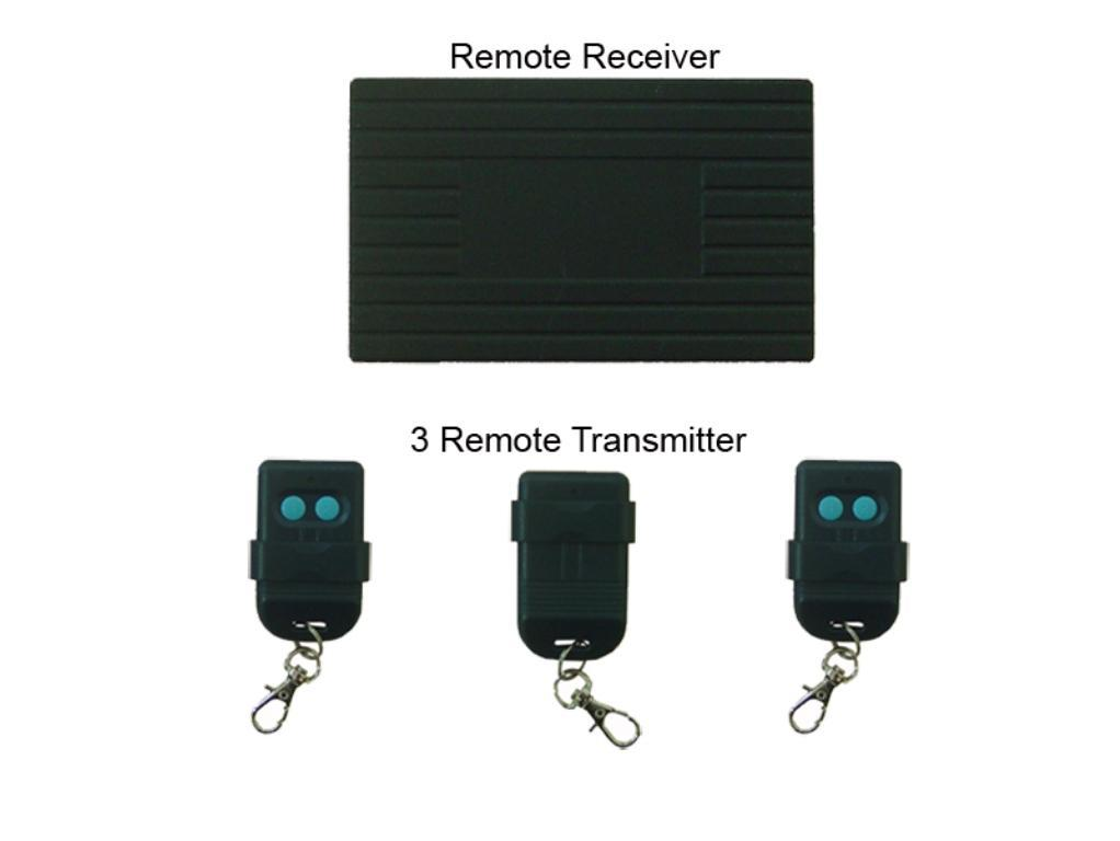 STRONG REMOTE CONTROL DOOR ACCESS / ALARM / AUTOGATE (3 REMOTE) HEAVY
