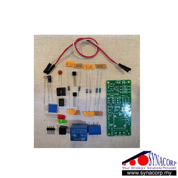 STS-102 Light On Relay DIY Kit