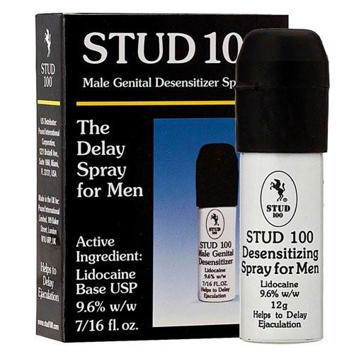 STUD100 Male Delay Spray - 12ml [Original !!!]
