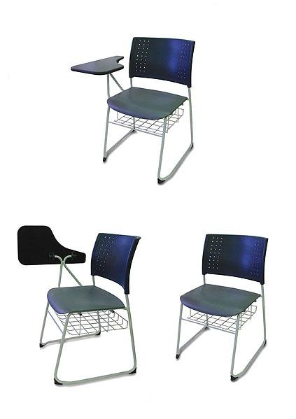 Student Training Chair with Tablet