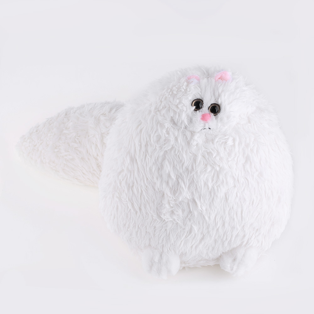 STUFFED CUTE SIMULATION PERSIAN CAT PLUSH DOLL TOY BIRTHDAY CHRISTMAS GIFT  FOR