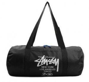 Stussy Travel Gym Bag From Japan Magazine