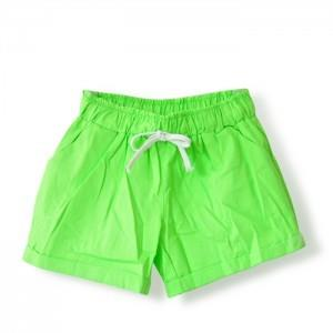 New Style Pure Colour Shorts (Green)