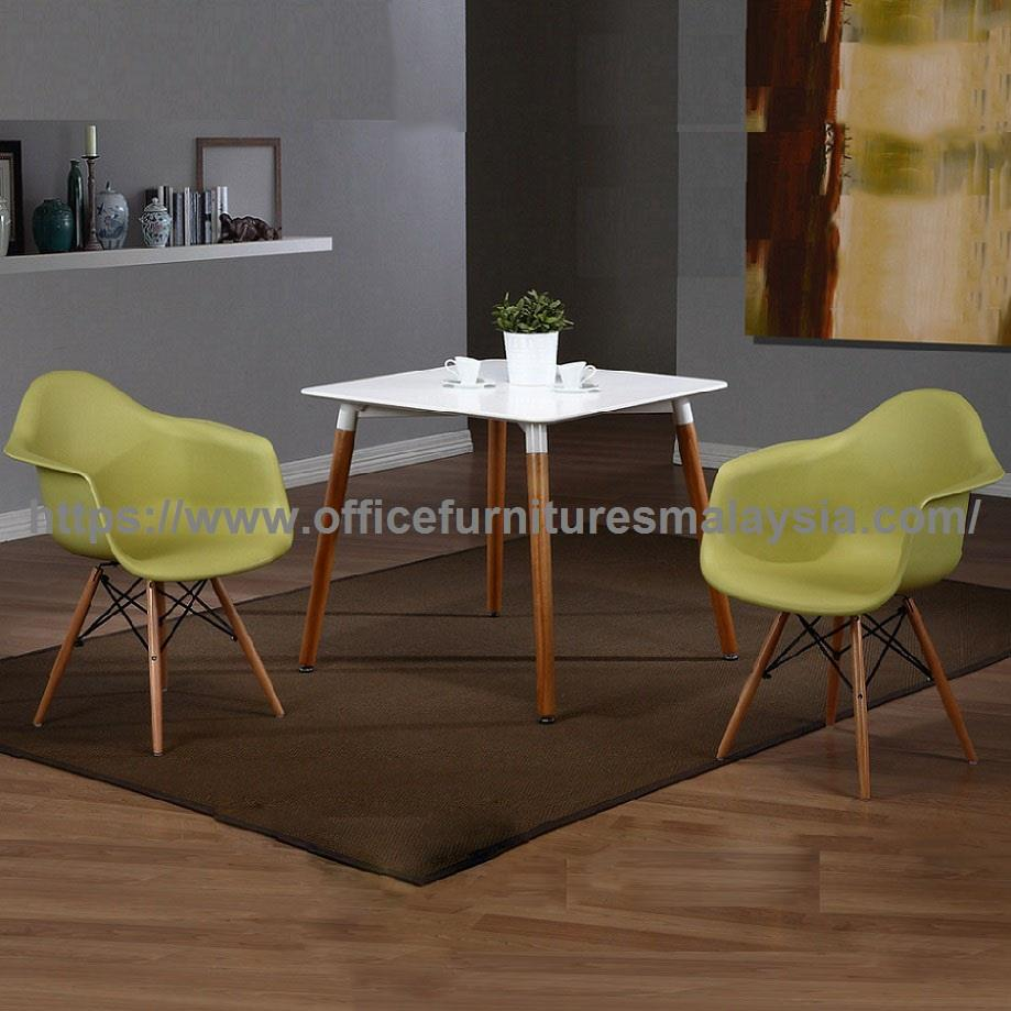 Stylish Cafe Dining Table And Chair Set YGRDS-860T854C cheras puchong