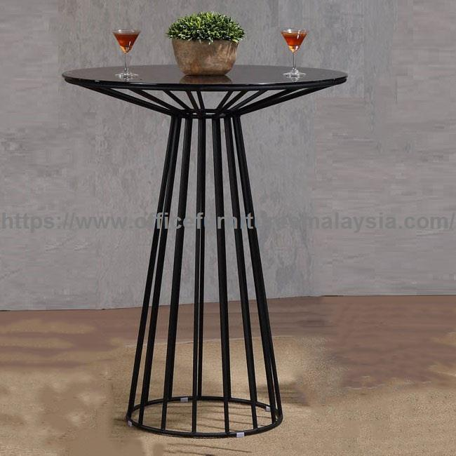 Stylish High Top Bar Table YGRT11040B Klang valley selangor Cheras
