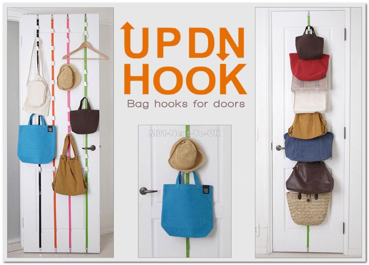 Stylish Hooks stylish hooks over door straps hang (end 5/22/2017 10:15 pm)