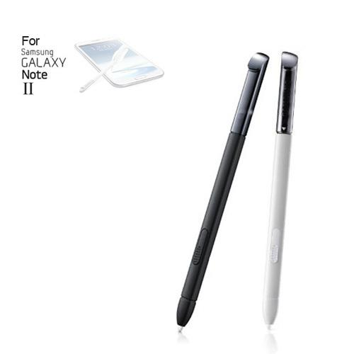 Stylus S pen white grey For Samsung Galaxy Note 2 II N7100