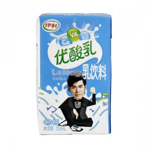 YOU SUAN RU YOGURT 250ml AD CALCIUM FLAVOUR (1BTL)