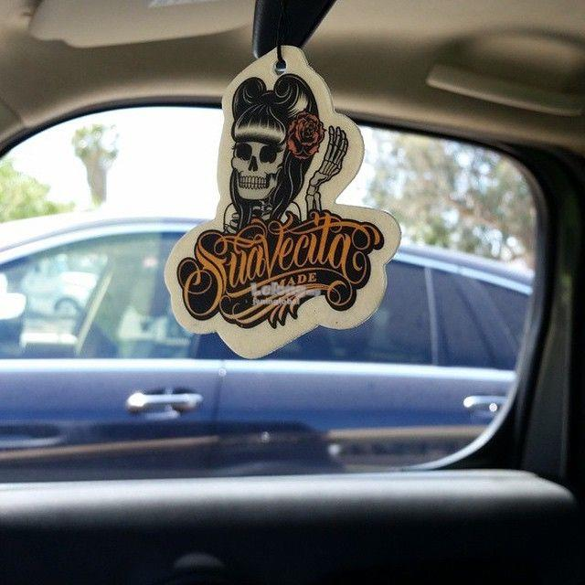 Suavecita Car Perfume Air Refreshener