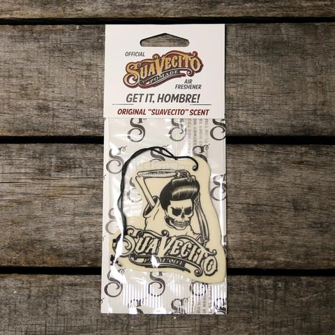 Suavecito Car Perfume Air Refreshener
