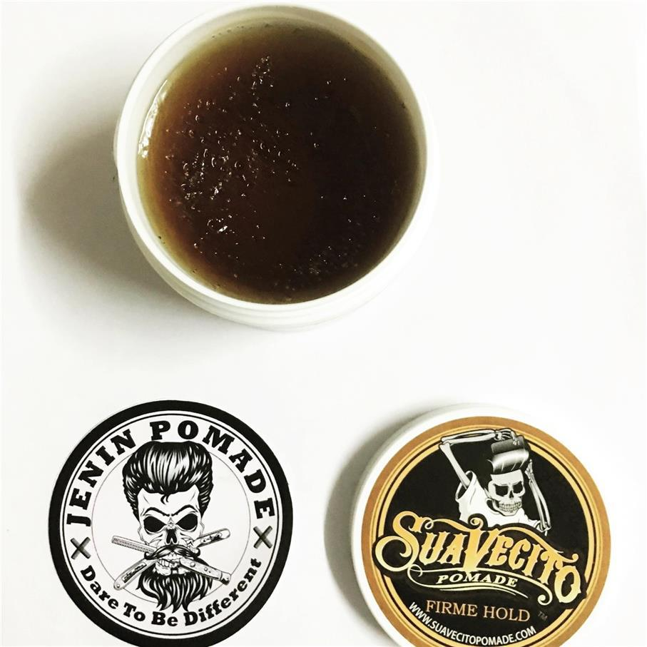 Suavecito Firme (Strong) Hold Pomade. ‹ ›