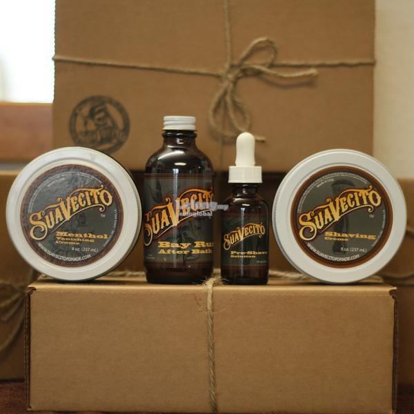 Suavecito Shave Kit Full Set